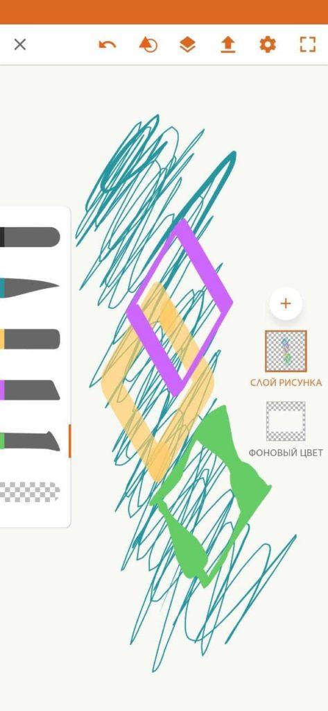 Adobe Draw Графика