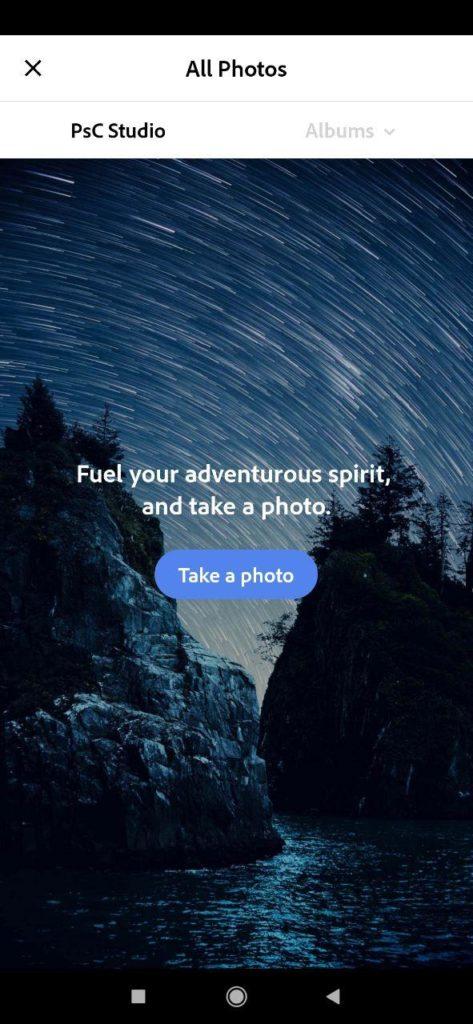 Adobe Photoshop Camera Загрузка