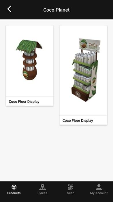 Augment Выбор объекта