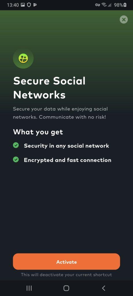 Azzguard Социальные сети