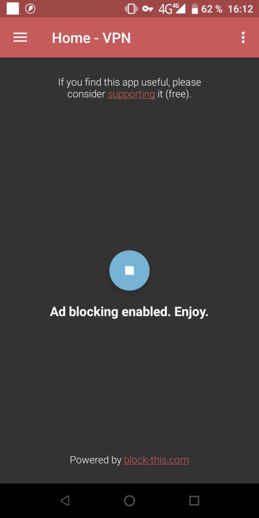 Block This Домашняя страница
