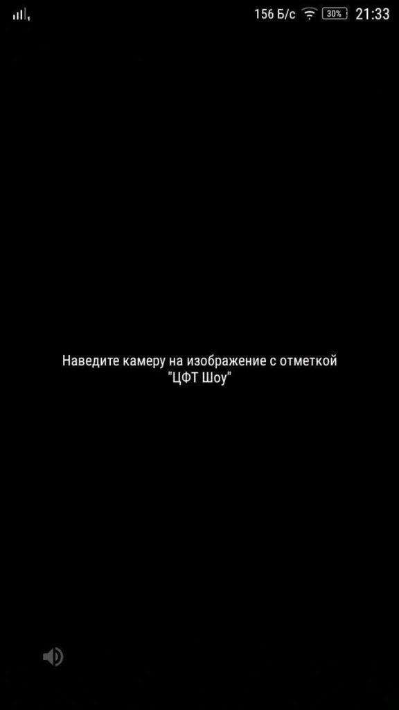 ЦФТ Шоу Камера