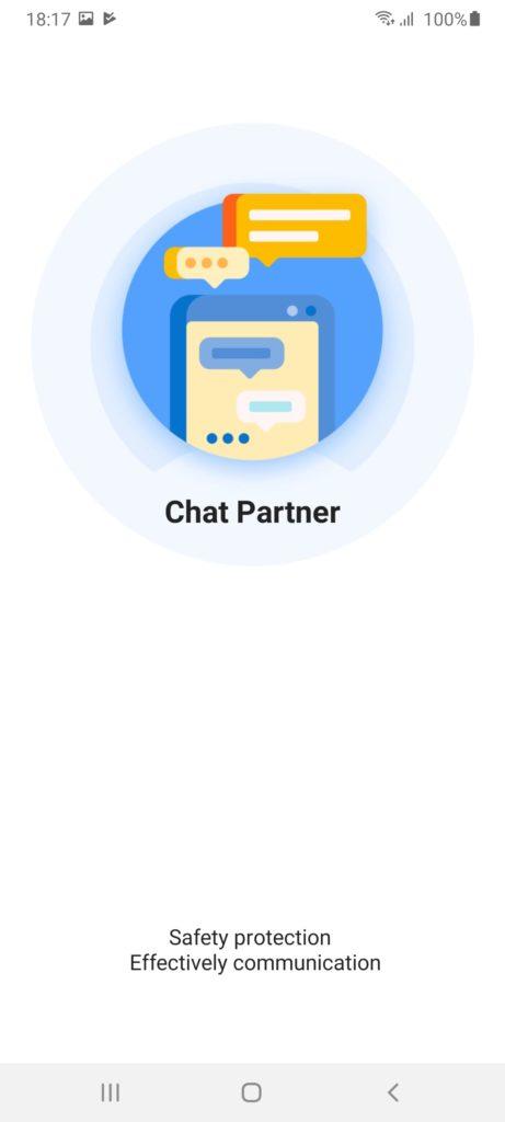 Chat Partner Главная