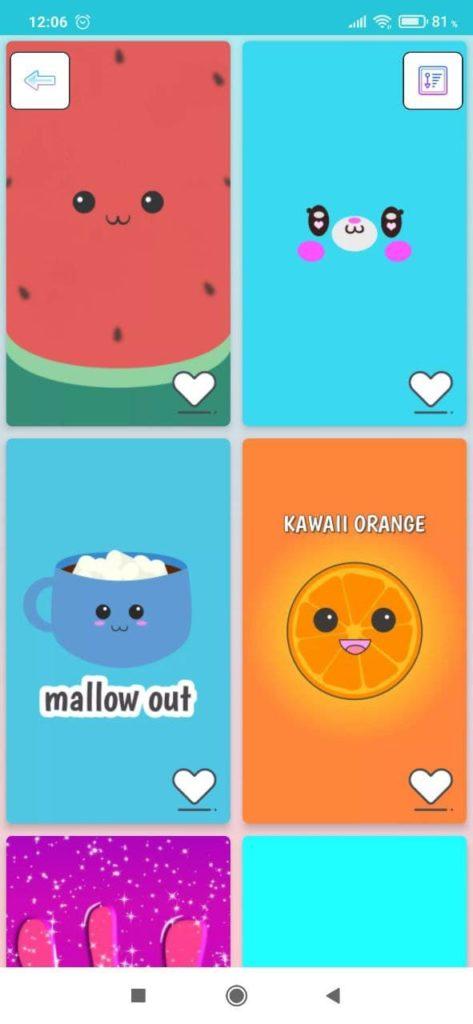 Cute Wallpapers Kawaii Каталог