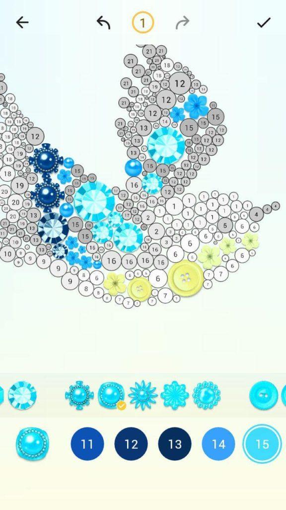 Diamond art Изображение