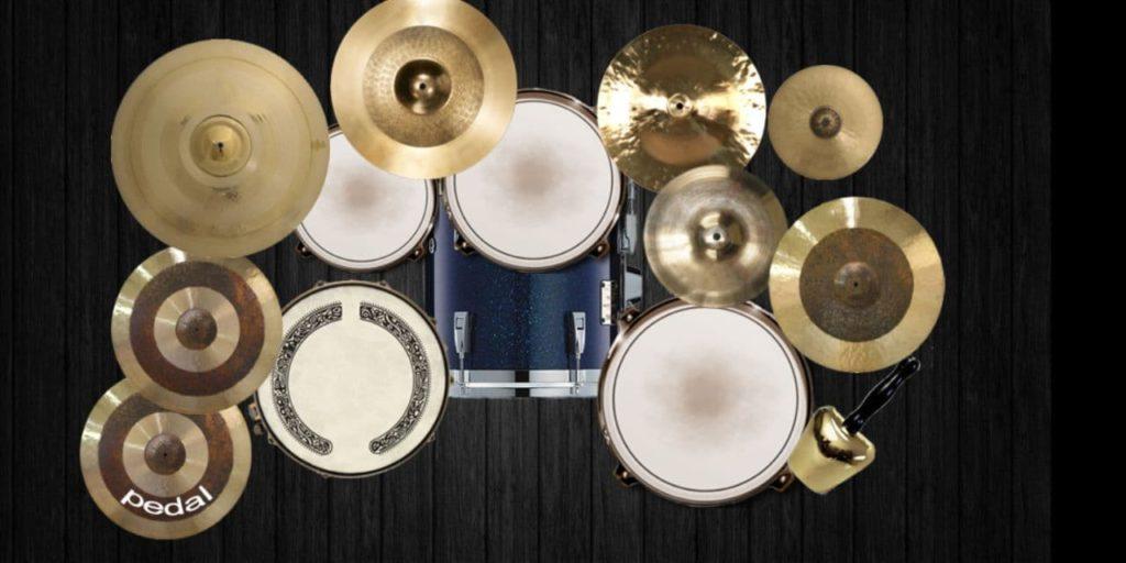 Drum kit Запись
