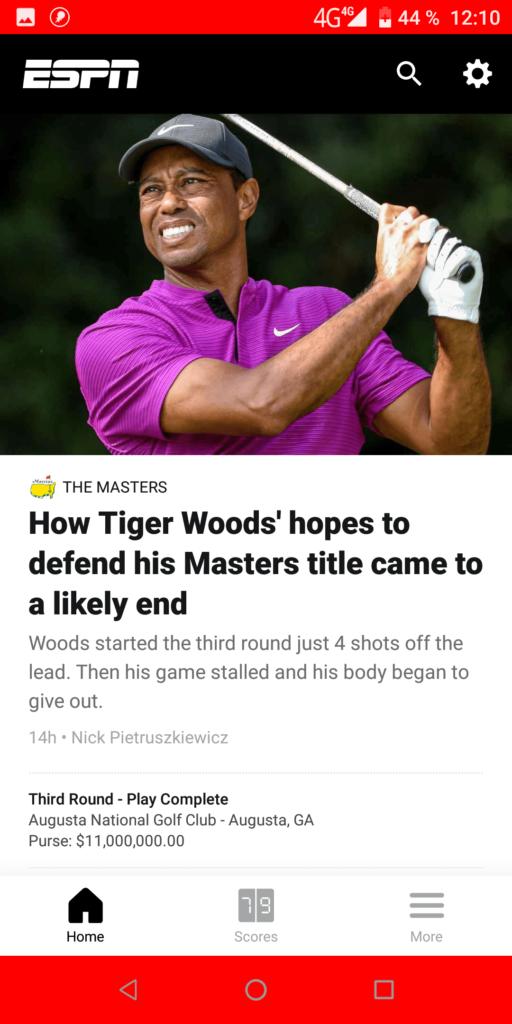 ESPN Новости