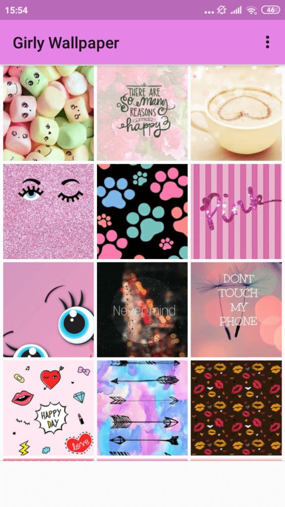 Girly Wallpaper Доступные изображения
