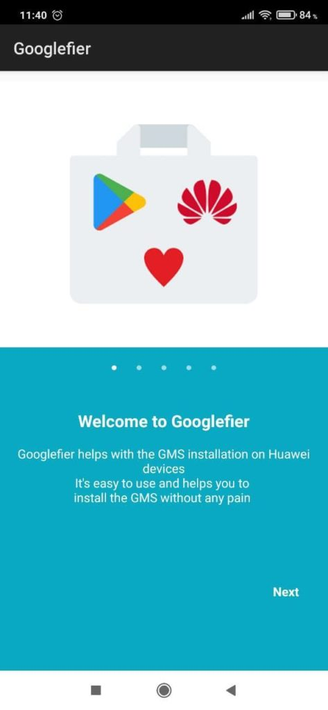 Googlefier Описание