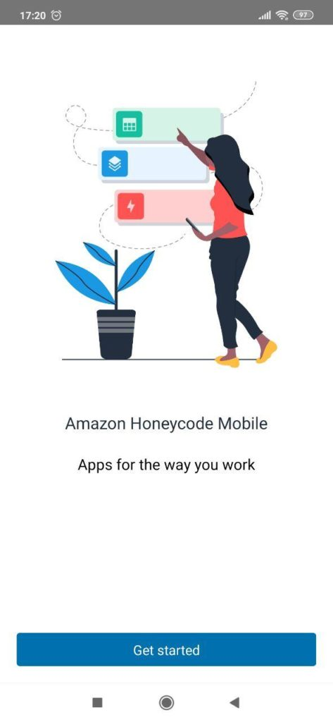 Honeycode Инструкция