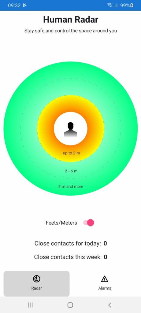 Human Radar Мониторинг