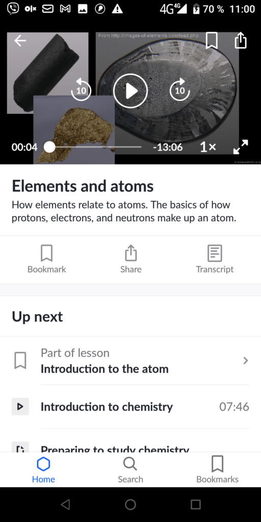 Khan Academy Урок