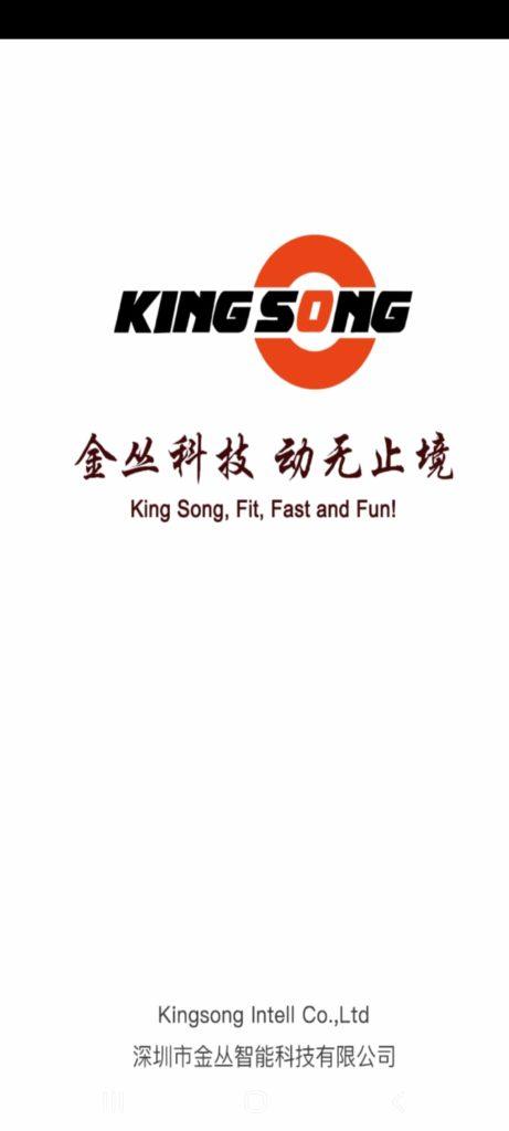 Kingsong Главная