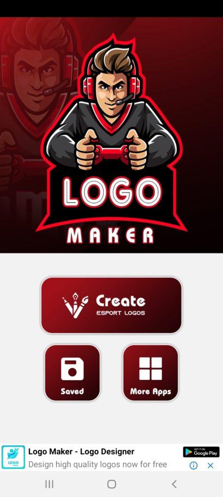 Logo Esport Maker Главная