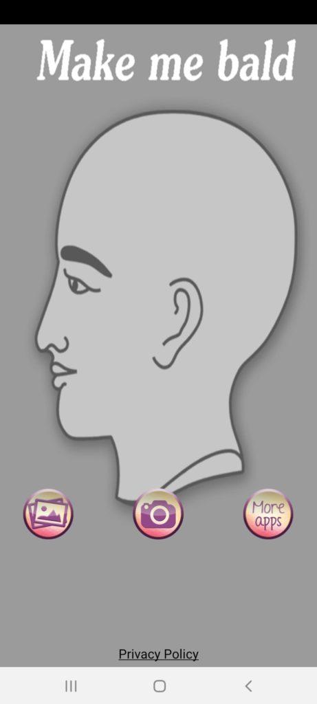 Лысая Голова Выбор фото
