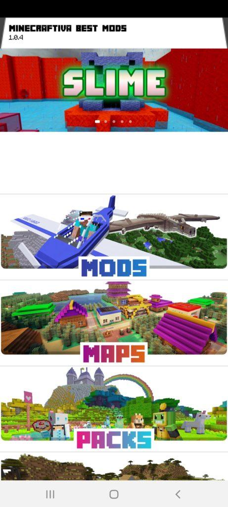 Minecraftiva Best Mods Каталог