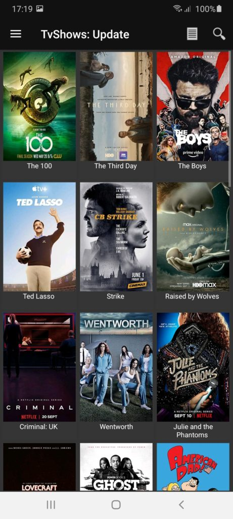 Movies HD Передачи