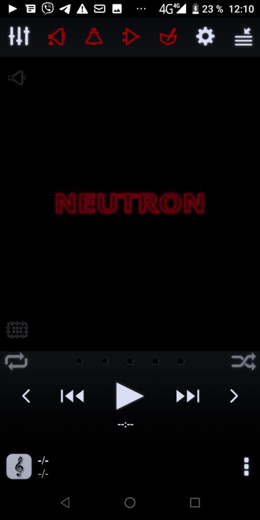 Neutron Проигрыватель