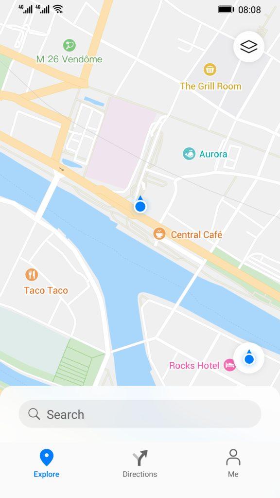 Petal Maps Карта