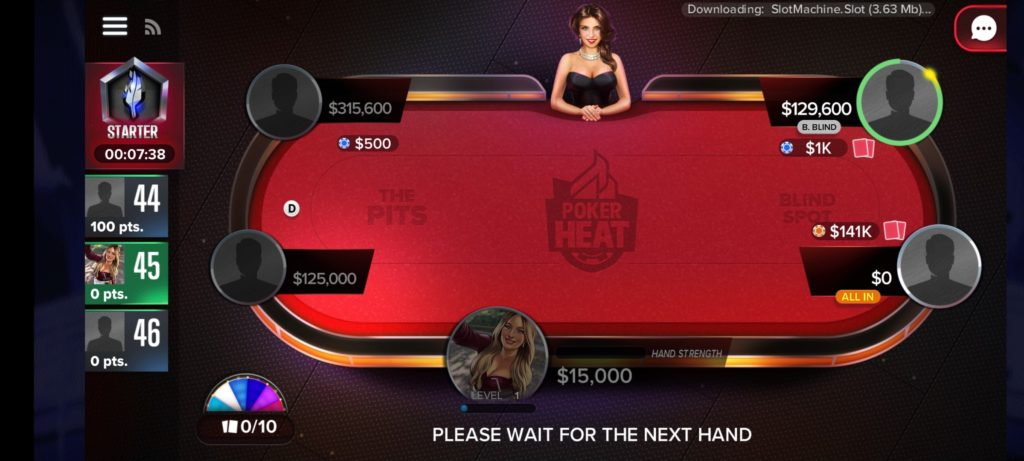 Poker Heat Игра