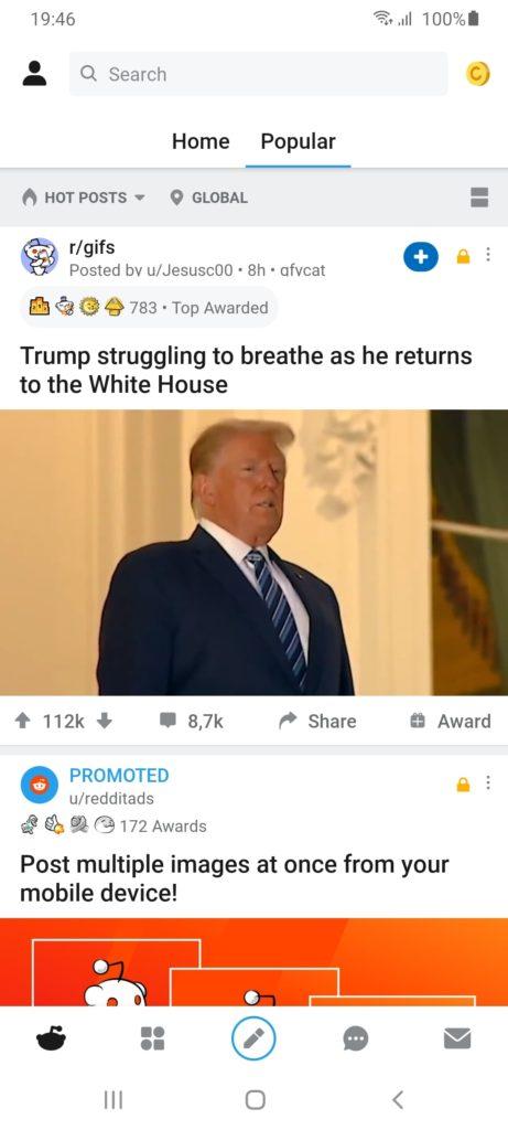 Reddit Публикации
