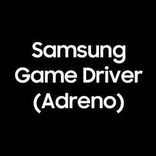 Samsung GameDriver Adreno