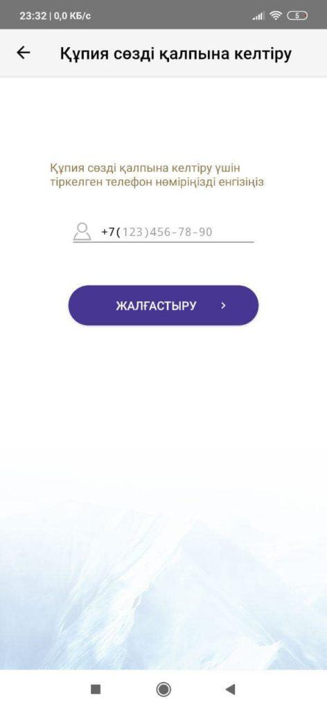Shonbay Online University Восстановление пароля