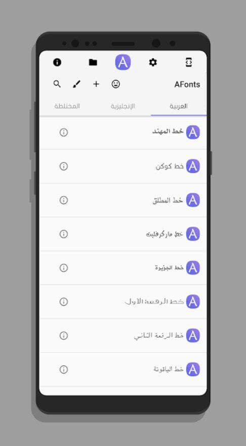Шрифты для Samsung Шрифты
