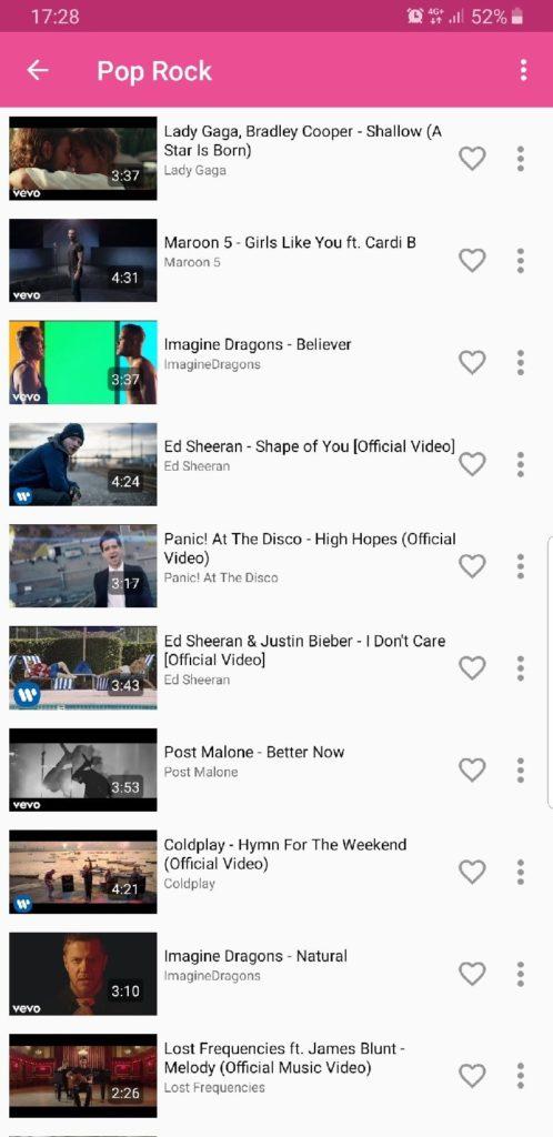 Sunday Music клипы
