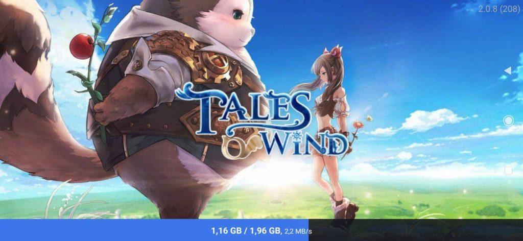Tales of Wind Installer Скачивание
