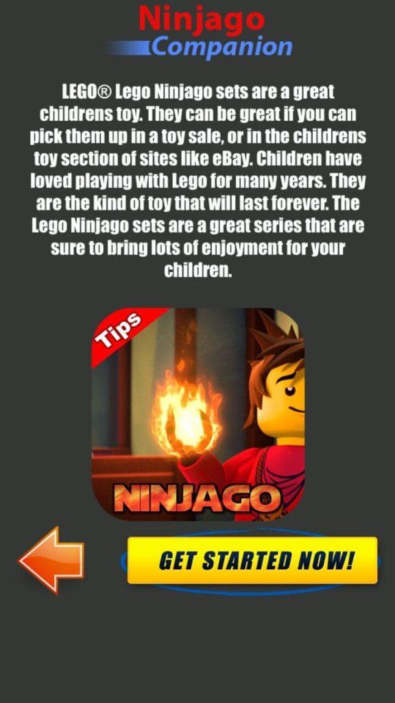 Tips For LEGOO Ninjagoo Советы