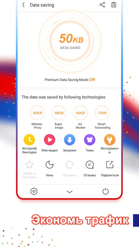 UC Browser загрузки