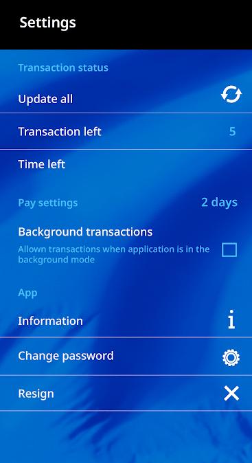 VB24 Pay Настройки
