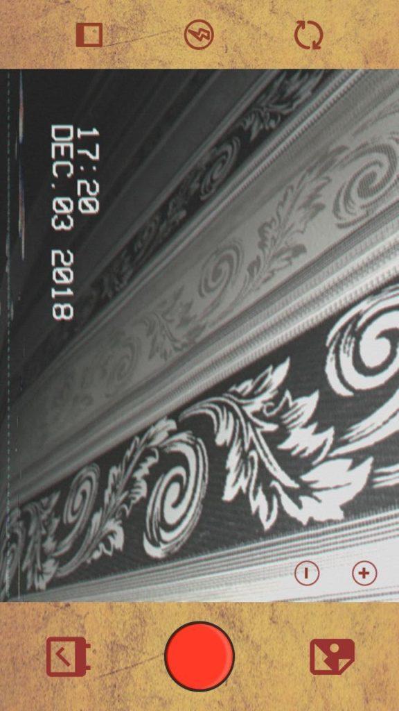 VHS REC Камера