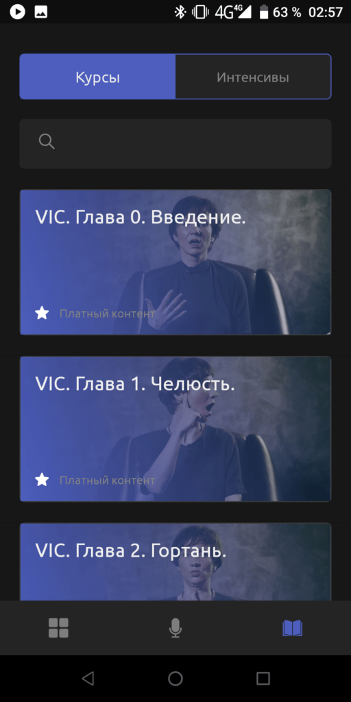 Vocal Image Курсы