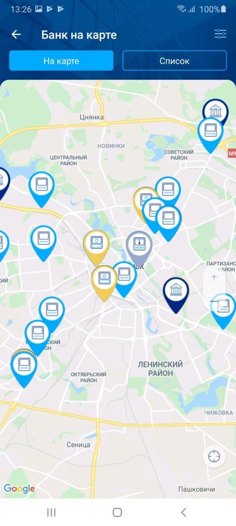 VTB mBank Карта