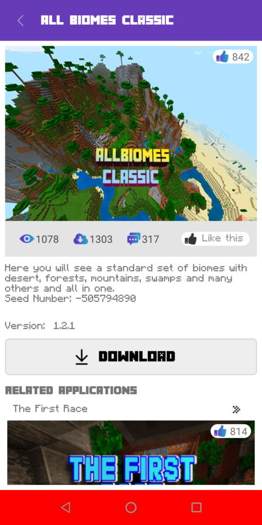 Zone Modding Minecraft Загрузка