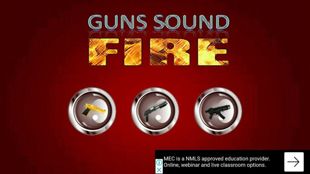 Звуки Guns 2 Основная страница