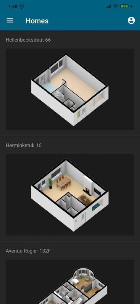 Floorplanner Макеты