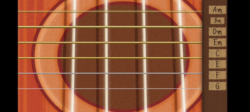 GarageBand Гитара