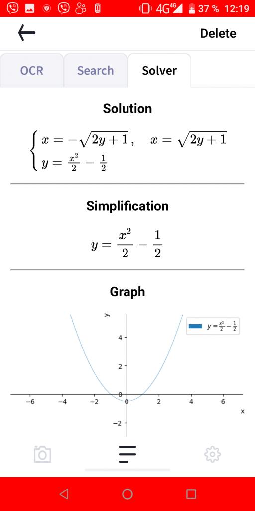 Mathpix Решение
