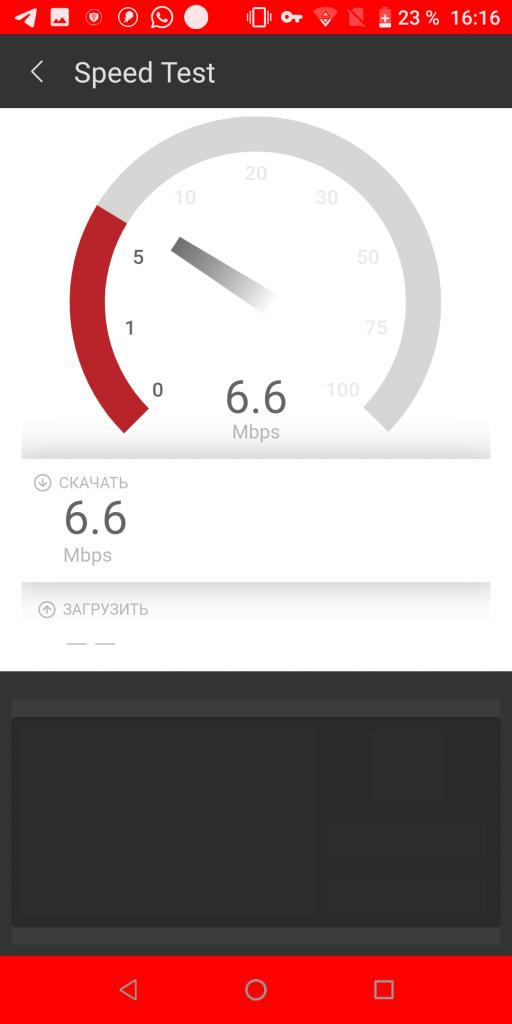 VPN Key Тест скорости