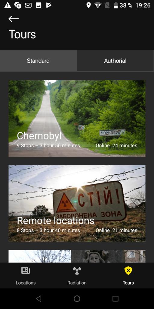Chernobyl Туры