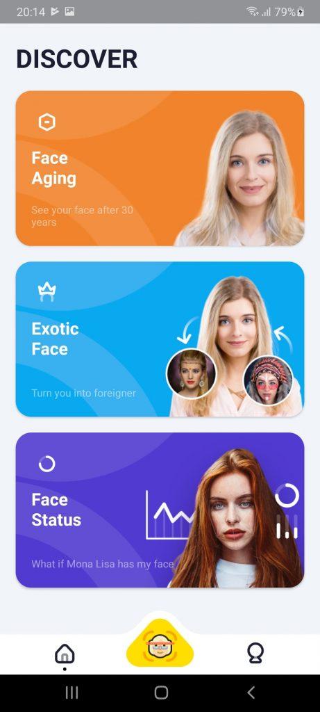 Face Truth Главная
