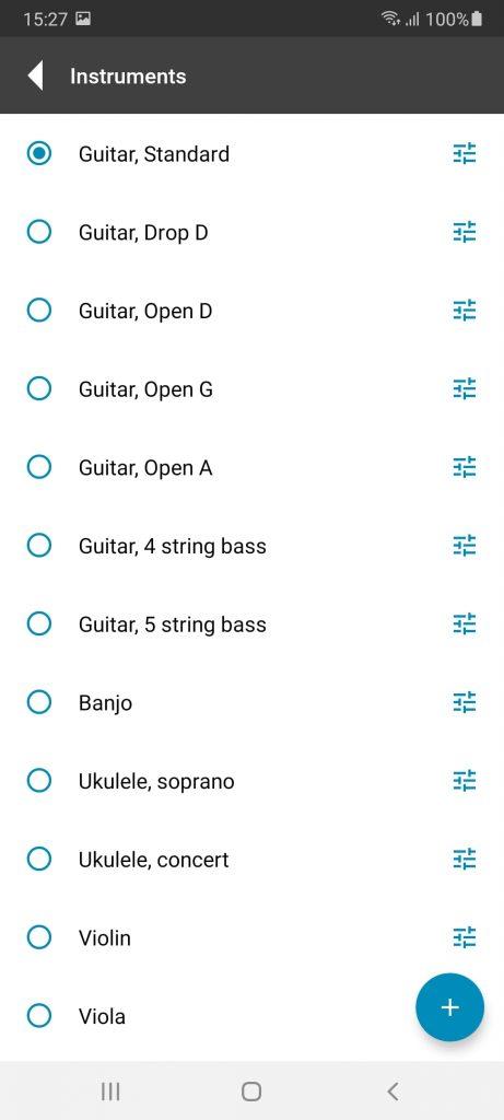 gStrings Инструменты