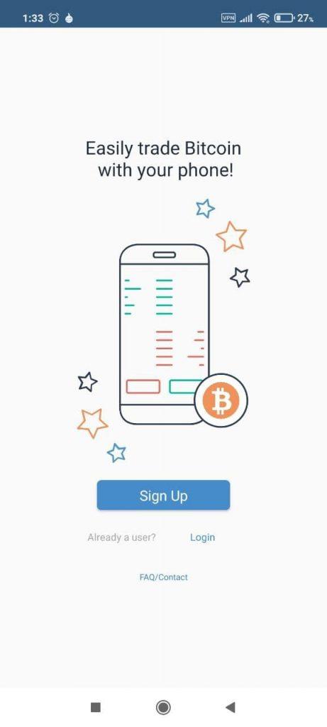 bitFlyer Регистрация