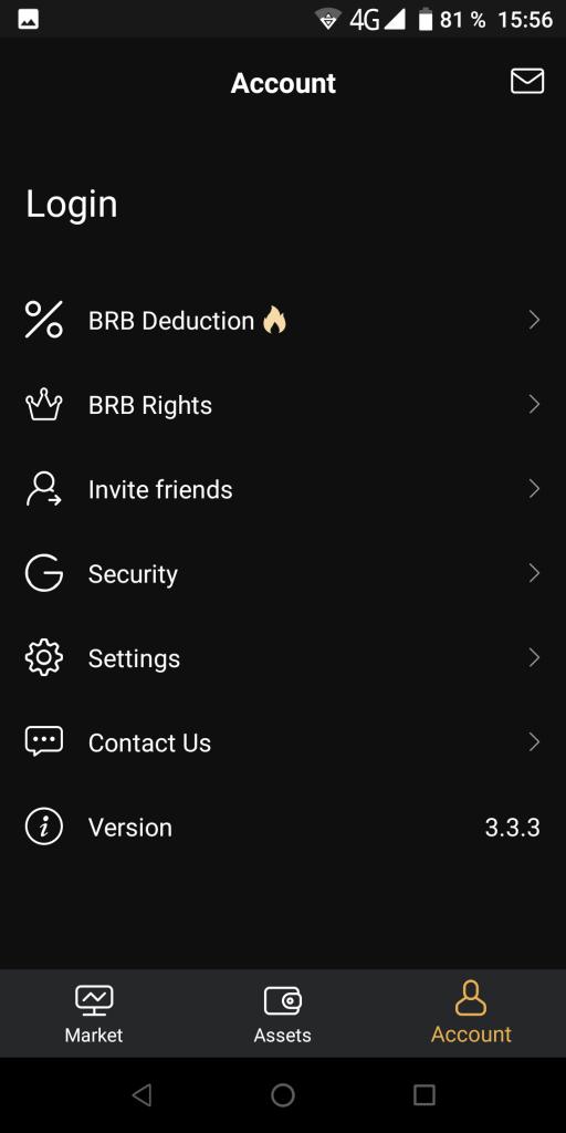 BitRabbit Аккаунт