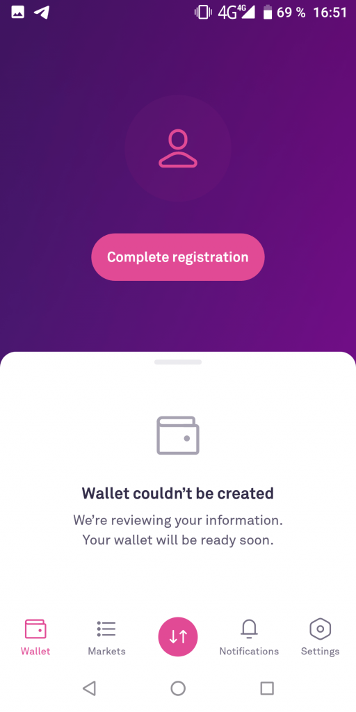 CoinList Регистрация