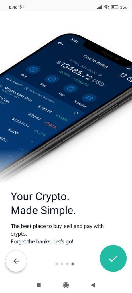Crypto com Курс