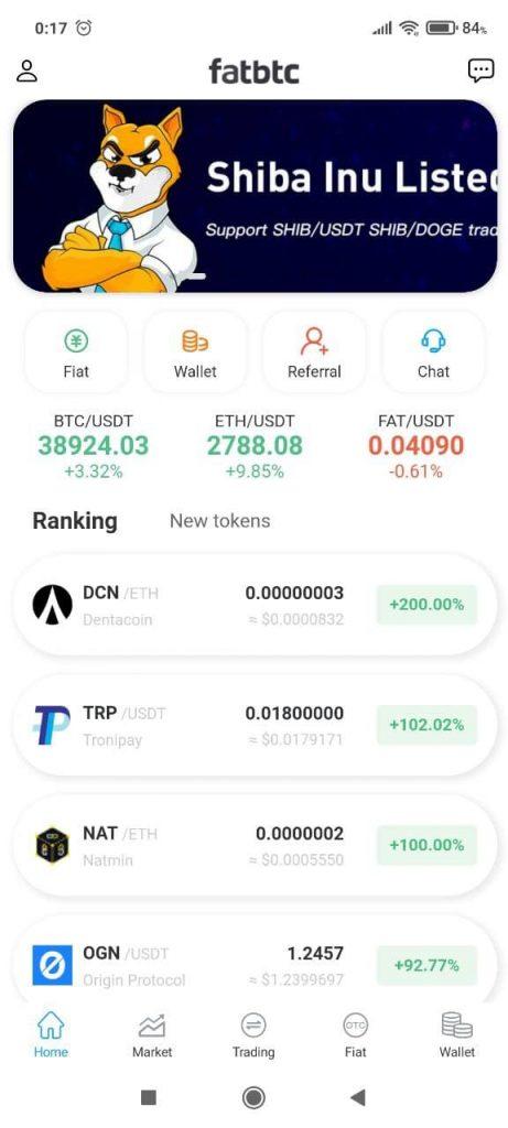 FatBTC Рейтинг